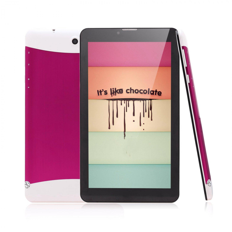 "iRulu 7"" SIM 3G Phablet Tablet Dual Core GPS 1024*600 HD Android 4.2 Bluetooth"