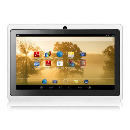 """8GB iRulu 7"""" Android 4.22 Jelly Bean Tablet PC Dual Cameras Cortex A8 1.2GHz"""