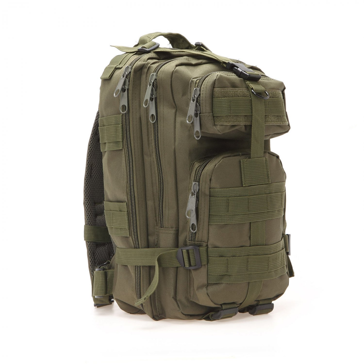 30L Military Tactical Backpack Rucksacks Sport Camping Molle Trekking Bag 600D