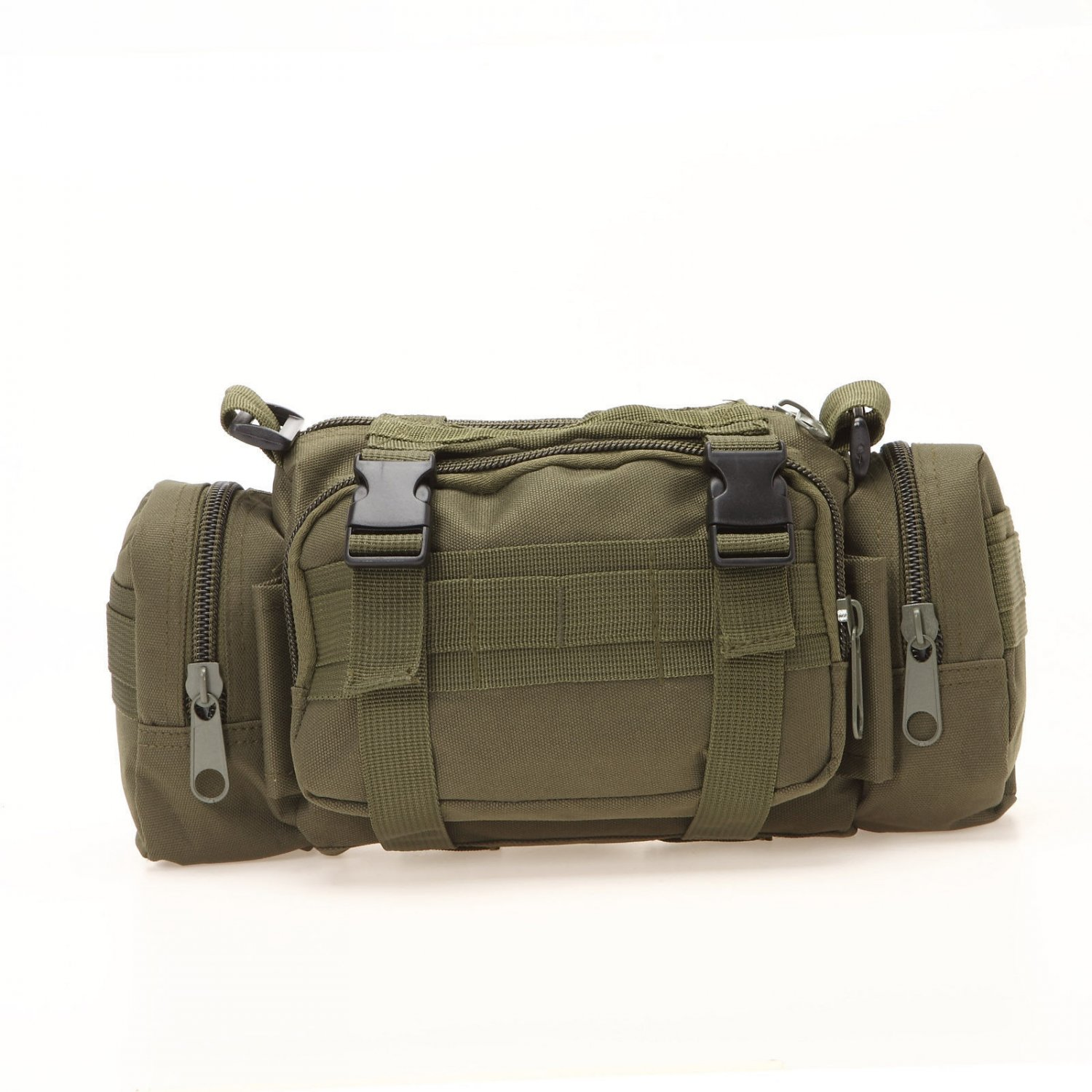 Military Assault Combined Backpack Rucksacks Sport Molle Camping Travel Bag