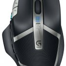 Logitech G602 Wireless Gaming Mouse 250 Hour Battery Life 910-003820