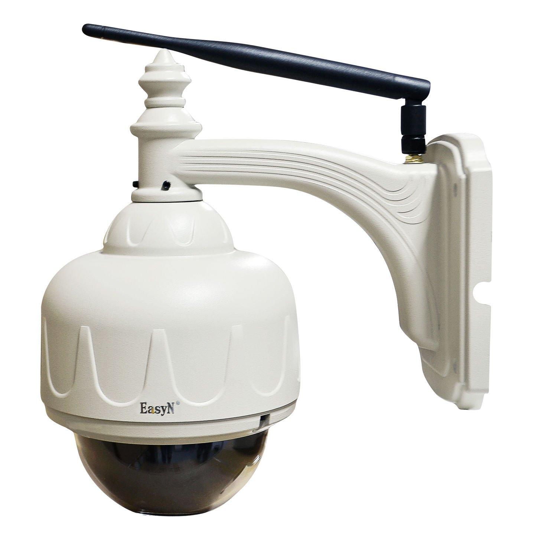 Wifi Outdoor Wireless IP Camera HD 720P Dome DVR 1.0 Mega Pixel Waterproof P2P