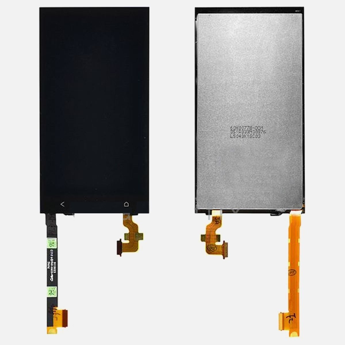 New HTC One Mini M4 601e 601s LCD Touch Glass Digitizer Screen Assembly OEM