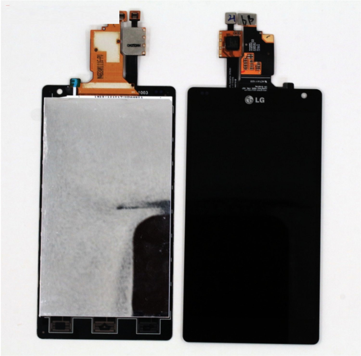 OEM Digitizer Touch + LCD Display Screen Assembly AT&T LG Optimus G E970