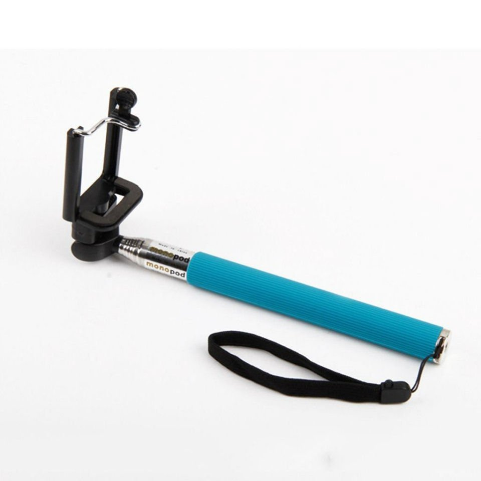 Handheld Monopod Extendable Telescopic Pole Camera Drift Contour Selfie Stick