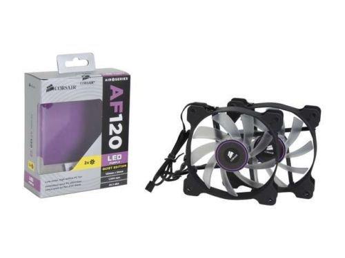 Corsair Air Series CO-9050016-PLED 120mm Purple LED Case Fan