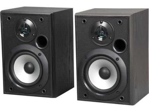 Original SONY SS-B1000 120W Bookshelf Speakers Pair
