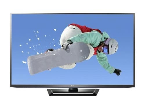 "Brand New OEM LG 60"" Class 1080P 600 Hz Slim 3D Plasma TV with Smart TV 60P"