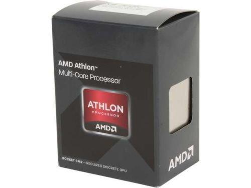 AMD 760K Richland Quad-Core 3.8GHz Socket FM2 100W Desktop Processor AD760KWOHLB