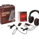 ASUS ROG Orion Pro 3.5mm/ USB Connector Circumaural Gaming Headset