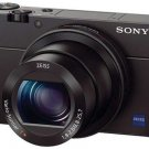 SONY Cyber-shot RX100 III DSC-RX100M3/B Black 20.1MP 2.9X Optical Zoom Digital C
