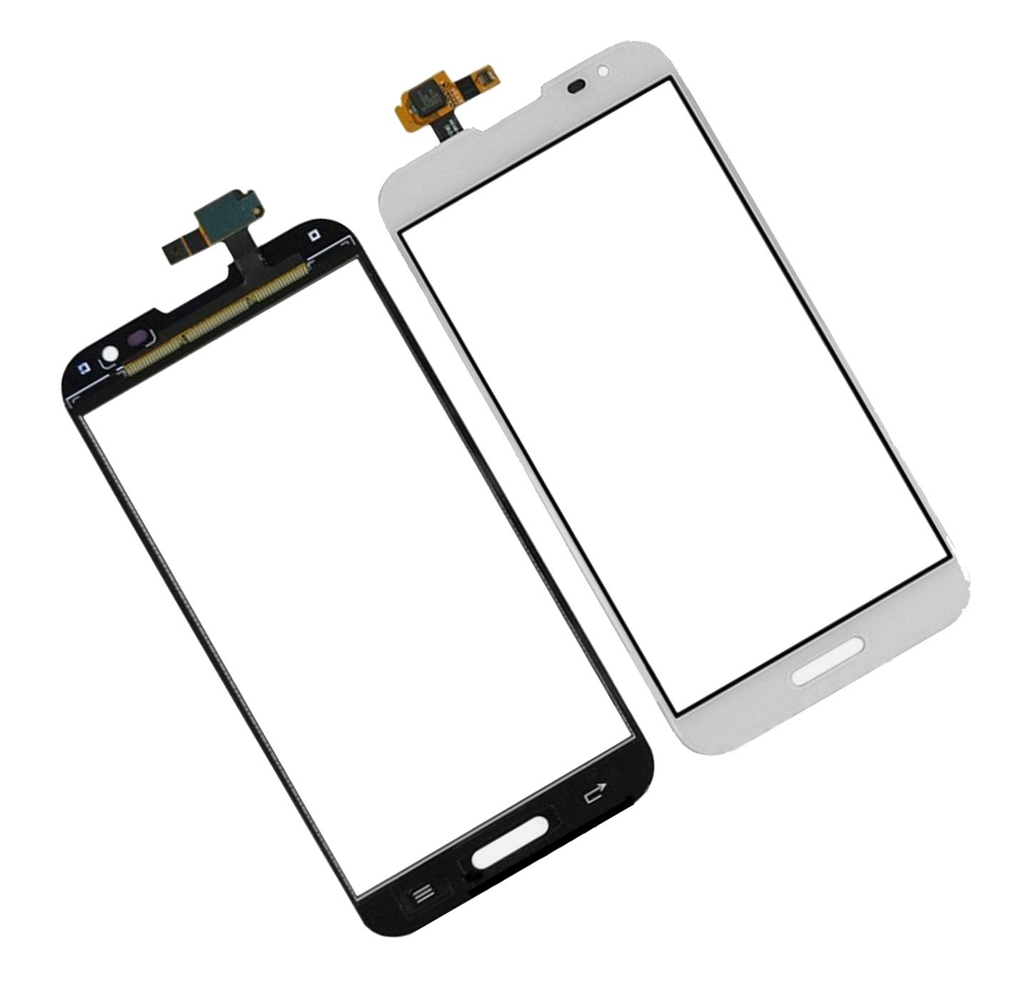 New OEM LG Optimus G Pro E980 E985 F240 White Touch Panel Lens Digitizer Screen Parts