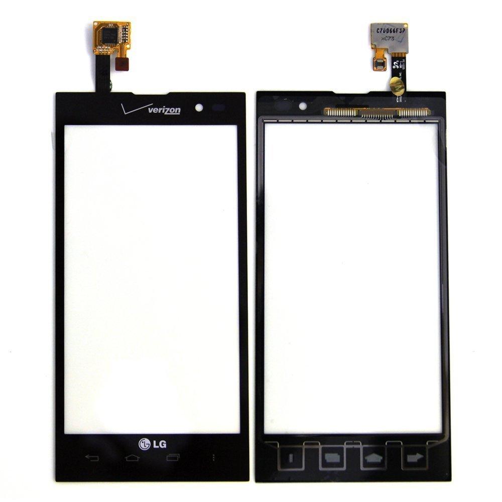 New Verizon LG Spectrum 2 II VS930 Digitizer Touch Screen Outer Top Glass Panel Part