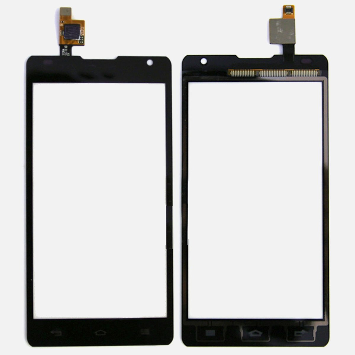 New Original LG Spirit MS870 Front Outer Top Glass Touch Lens Screen Digitizer