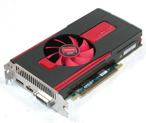 NEW Dell DX5MJ AMD Radeon HD 7770 1GB GDDR5 PCIE x16 DVI HDMI Displayport