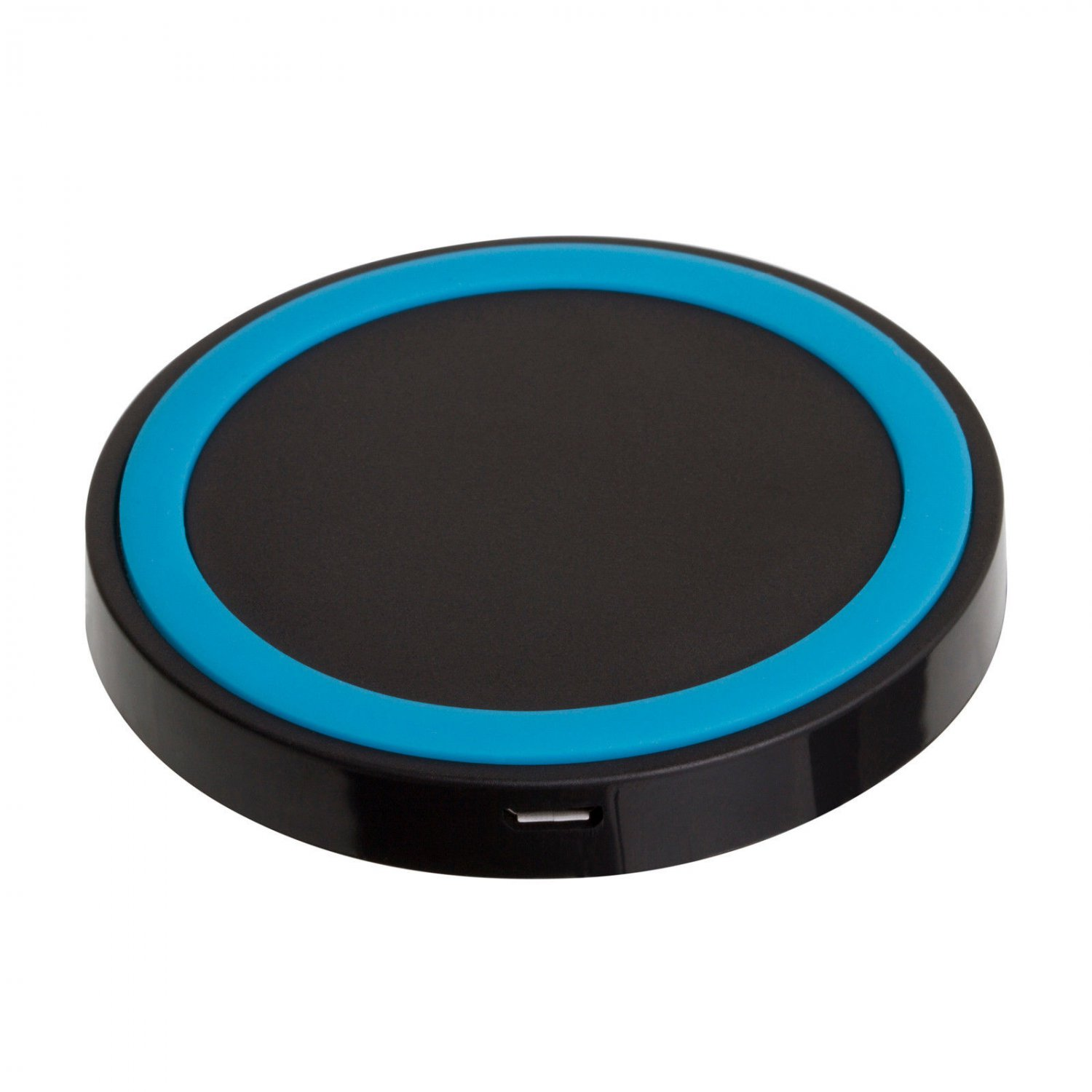 QI Wireless Charging Charger Pad In Blue For iPhone Samsung Galaxy S5 LG Nexus Nokia