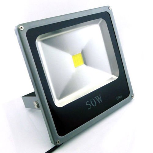 50W LED Flood Light Garden Outdoor Waterproof IP66 Spot Light White Light