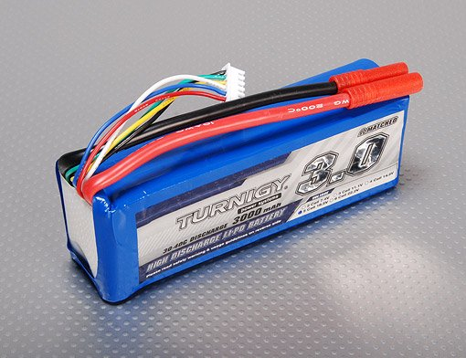 new turnigy 3s 5000mah lipo battery 20 30c 3 cell brand. Black Bedroom Furniture Sets. Home Design Ideas