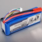 New Turnigy 3S 5000mAh Lipo Battery 11.1v 20-30C 3 Cell Brand