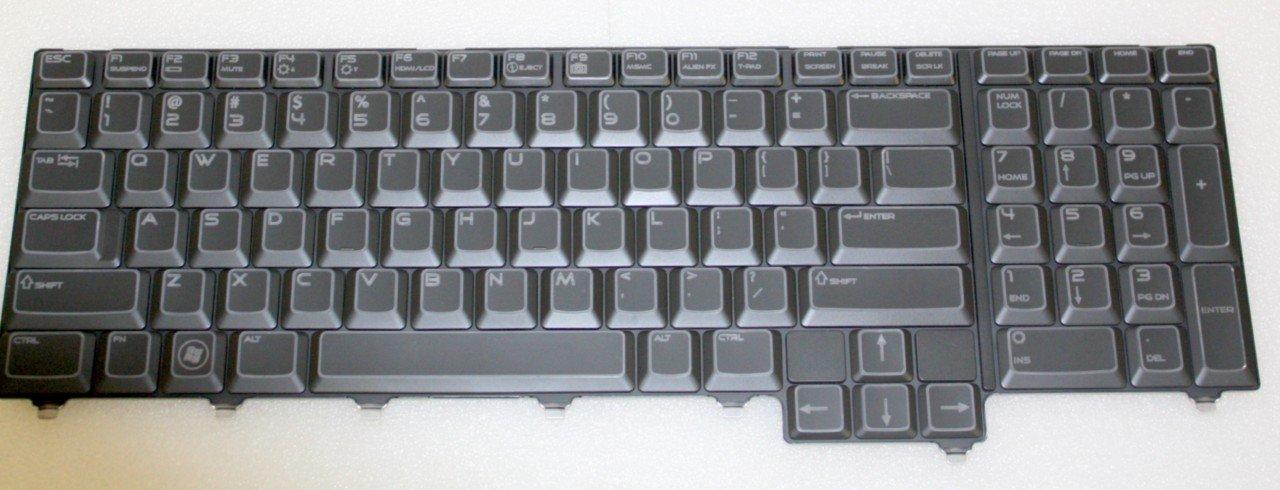 Alienware M17x Standard Laptop Keyboard 9J.N9182.A01 MOBL-F17STANDKEYUS