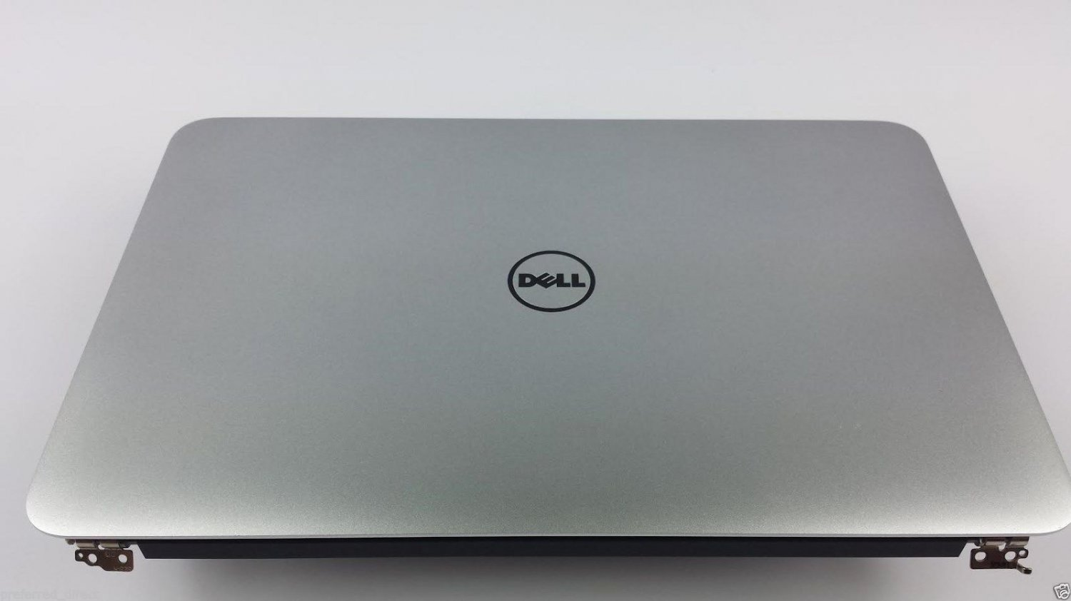 New Dell XPS 13 (L322x) Ultrabook Silver Anodized Aluminum LCD Back Cover