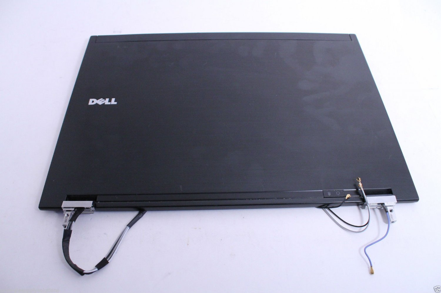 Genuine Dell WT197 D517J Latitude E6400 LCD Lid with Hinges *NEW
