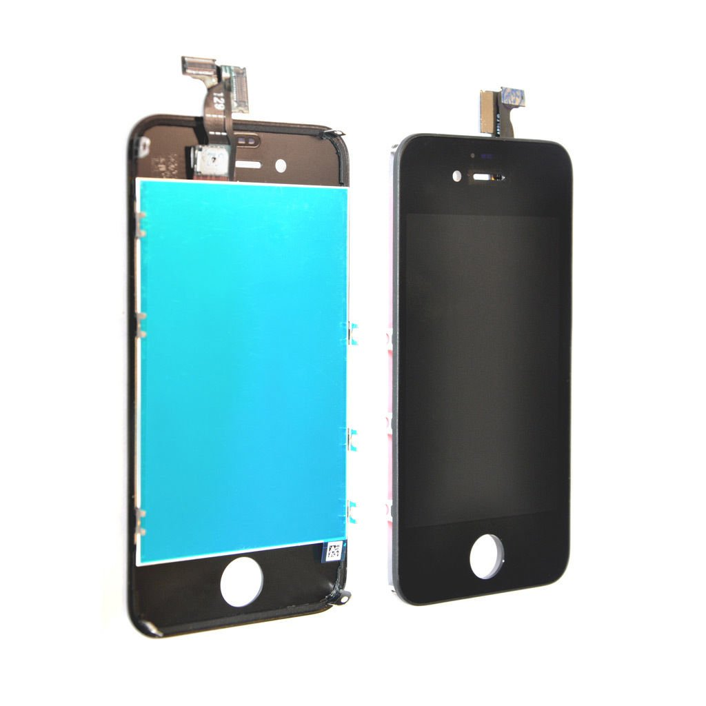 apple iphone replacement oem replacement touch screen lcd for apple iphone 4 black 2369