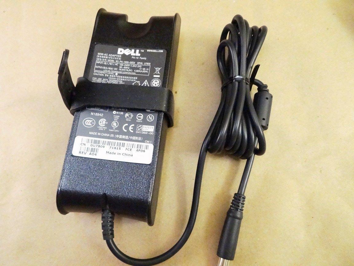 Dell Pa-10 Adapter Inspiron Oem Latitude Original 90w Pa-1900-02d2 U7809