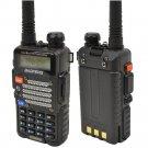 Baofeng Black UV-5R V2+ Dual-Band 136-174/400-480 MHz FM Ham Two-way Radio 2014!