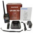 Baofeng UV-5R V2+ FM Ham Two-way Radio Compatible w/ All models (2014 Firmware)