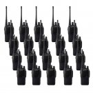 20 Pack x Baofeng UHF BF-888S 400-470MHz Two Way Radio - Battery Antenna Charger