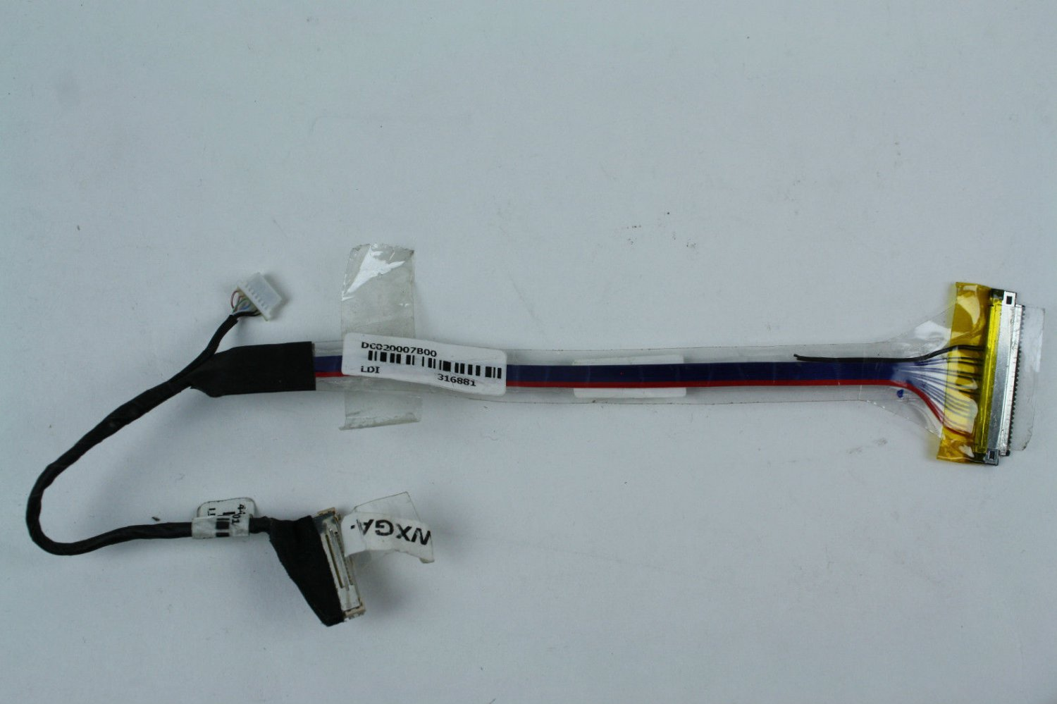 OEM LCD cable for HP Compaq NC6400 DC020007B00