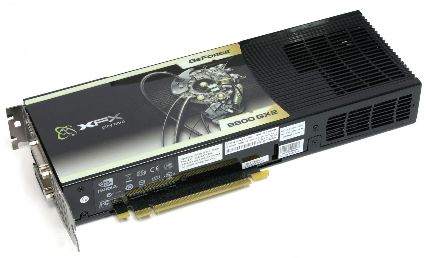 980 The Performance Of Radeon HD X2 Was More Solid Than We Initially Expected Nvidia 9800 Gx2 It Delivered Very To A