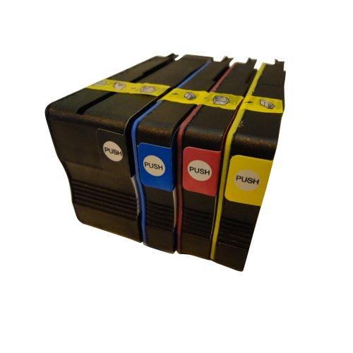 New Compatible Ink Cartridges for HP OfficeJet Pro 251dw 276dw 4-PK 950XL 951XL