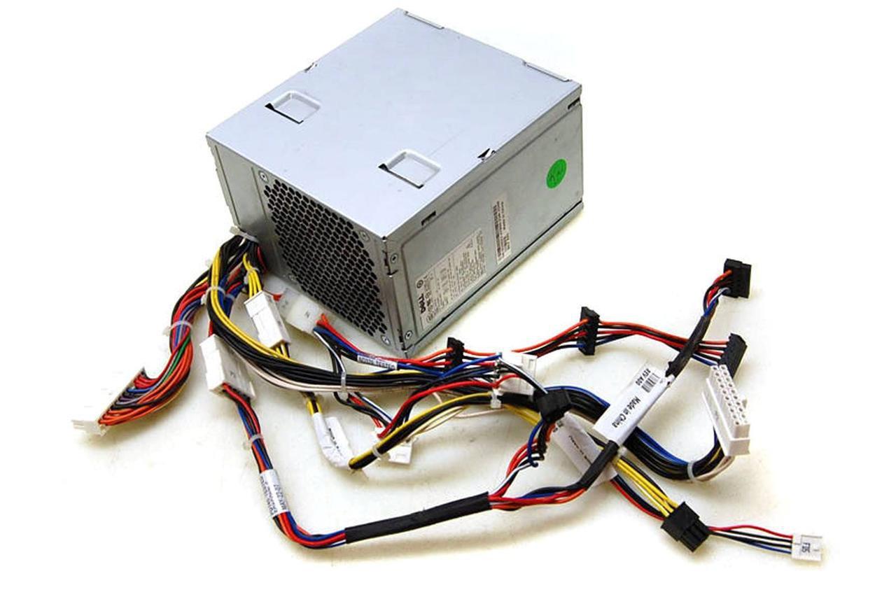Dell Precision 490 690   Poweredge 1430sc 750w Power Supply U9692 N750p