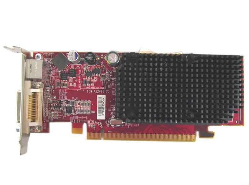 NEW Dell Optiplex 330 740 745 755 SFF SD 256MB PCI-E DMS-59 Video Graphic Card