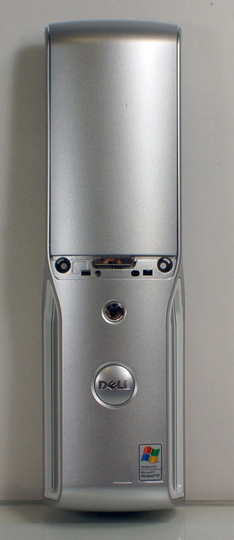 Dell Dimension 5150c XPS 200 Front Desktop Chassis Faceplate Bezel U8501 R8705