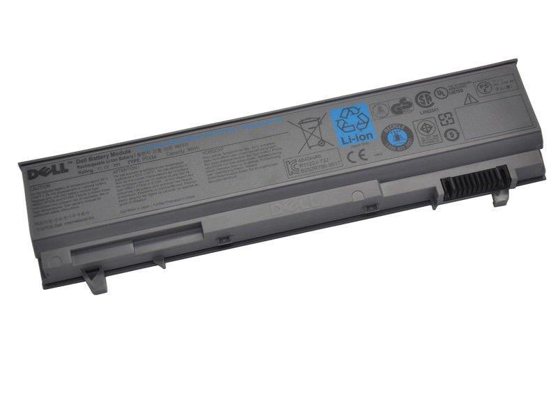 New OEM Dell Latitude E6400 6 Cell 5WH Laptop Battery PT434 8.1.24