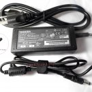 New Toshiba Satellite 60W Laptop Battery AC Adapter Charger PA3714U-1ACA