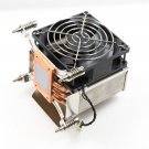 New OEM HP Workstation Z400 High Performance CPU Heatsink with Fan 658001-001