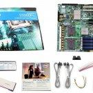 New OEM Intel Quad-Core Xeon CPU 5300 Server Motherboard D44771-805 LGA771