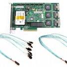 New OEM 3Ware 4-Port PCI EXP Sata II Raid Controller 74596-2002
