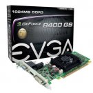 New EVGA nVidia GeForce 8400GS 1GB DDR3 VGA/DVI/HDMI PCI-Express Video Card