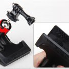 360 Rotary Backpack Hat Clip Fast Clamp Mount Mounts for GoPro Hero 4 3+ 3 2 1