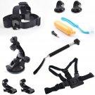 GoPro Hero 4 3+ 3 2 Accessory Kit Chest Head Strap+Mount Holder+Float Handle