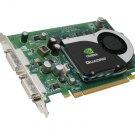 NEW Nvidia Quadro FX570 PCI-E DDR2 DVI x2 256MB Video Card Full Height