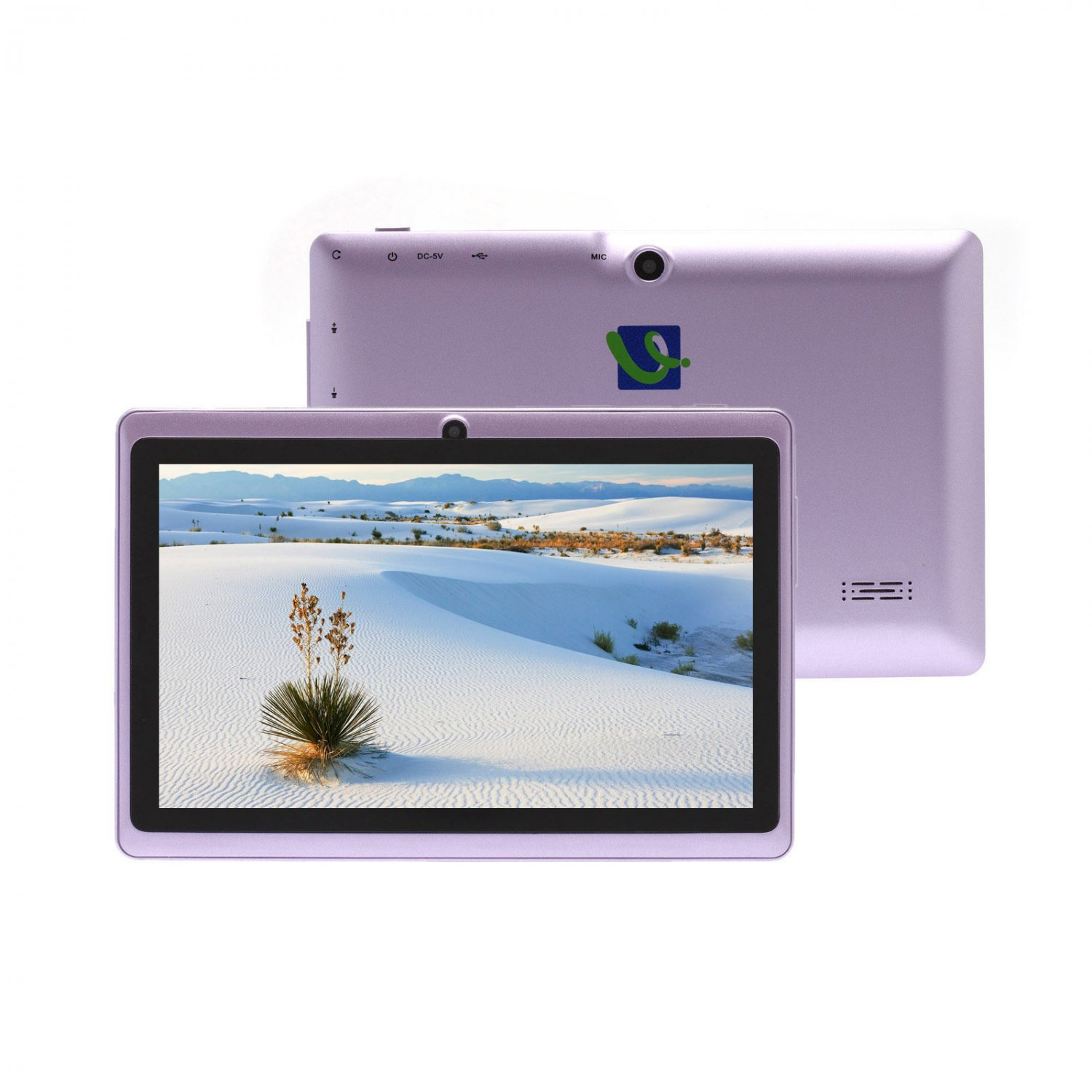 IRULU Tablet eXpro X1 7inch Violet Google Android 4.2 Dual Core 8GB WIFI wKeyboard