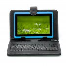 "IRULU eXpro X1 Azure 7"" Tablet PC Android 4.2 Dual Core 8GB w/ Black Keyboard"