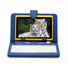 """IRULU eXpro X1 Yellow 7"""" Tablet PC Android 4.2 Dual Core 8GB w/ Blue Keyboard"""