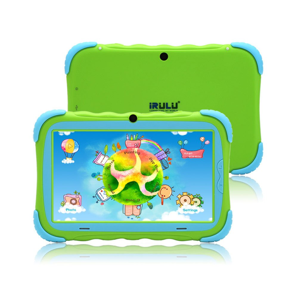 "IRULU 7"" BabyPad Android 4.2 Google Play 8GB Learning Kids Tablet PC Toy Gift"